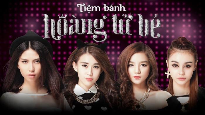 Tiem Banh Hoang Tu Be full HD