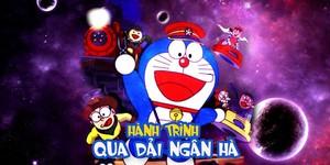 Doraemon: Nobita And Galactic Express - Hành Trình Qua Dải Ngân Hà