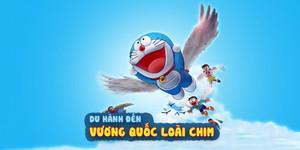 Doraemon: Nobita And The Winged Braves - Du Hành Đến Vương Quốc Loài Chim