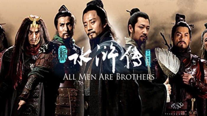 Xem Phim Tân Thủy Hử All Men Are Brothers full HD